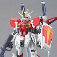 HG 1/144 Mobile Suit Gundam Seed Destiny Sword Impulse Gundam