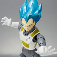 S.H.Figuarts Dragon Ball Z Super Saiyan God SS Vegeta