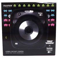 Space Invaders 40th Anniversary Special Edition Fujifilm Instax Square SQ10