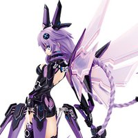 CharaGumin No. 112: Hyperdimension Neptunia - Purple Heart
