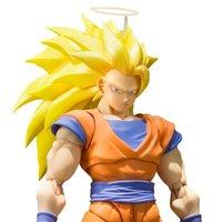 S.H.Figuarts Dragon Ball Z Super Saiyan 3 Son Goku