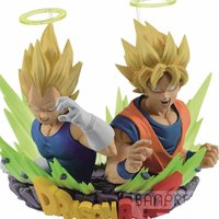 Dragon Ball Z Com: Figuration Gogeta Vol. 2: Son Goku & Vegeta
