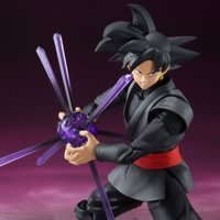 S.H.Figuarts Dragon Ball Super Goku Black
