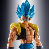 S.H.Figuarts Dragon Ball Super: Broly Super Saiyan Blue Gogeta