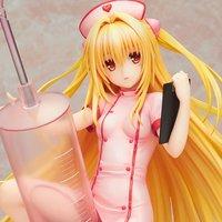 To Love-Ru Darkness Golden Darkness Nurse Ver. 1/7th Scale Figure