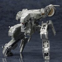 Rex Metal Gear Solid 4 Ver. Plastic Model Kit