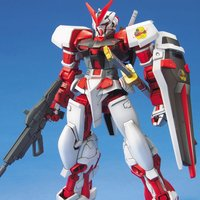 MBF-P02 Gundam Astray Red Frame Plastic Model Kit