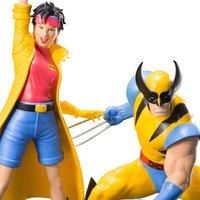 ArtFX+ X-Men Wolverine & Jubilee