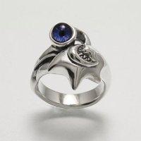 Parasyte Migi Ring (Blue)