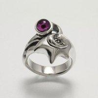Parasyte Migi Ring (Purple)