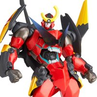 Legacy of Revoltech LR-052 Gurren Lagann Gurren: Wing Equipped