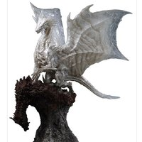 Capcom Figure Builder Monster Hunter Kushala Daora (Molting)