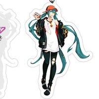 Hatsune Miku x Cassette Store Day Acrylic Keychain