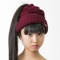 Cuelitt Screw Ponytail Beanie
