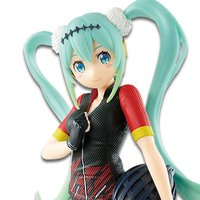 EXQ Figure Hatsune Miku Racing Miku 2018 Team UKYO Cheering Ver.