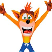 "Crash Bandicoot 9"" PVC Figure"