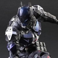 Play Arts Kai Arkham Knight | Batman: Arkham Knight