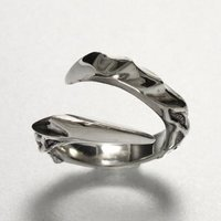 Parasyte Double Claw Ring