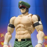 S.H.Figuarts Kinnikuman Brocken Jr. (Original Color Edition)