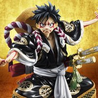 Portrait.of.Pirates One Piece Luffy Kabuki Edition (Re-run)