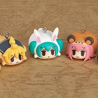 Hatsune Miku: Animal Charm Straps
