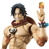 Variable Action Heroes DX Portrait.Of.Pirates x VAH One Piece Portgas D. Ace