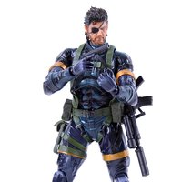 Play Arts Kai Metal Gear Solid V Ground Zeroes Snake