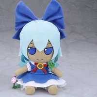 Touhou Project Plush Series #43: Fumo-fumo Suntanned Cirno