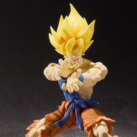 S.H.Figuarts Dragon Ball Z Super Saiyan Son Goku Super Warrior Awakening Ver.