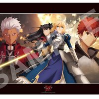 Fate/stay night [Unlimited Blade Works] Exclusive Cel Frame Artwork by Tomonori Sudo