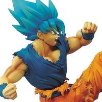 Dragon Ball Super Super Saiyan God Super Saiyan Son Goku Z-Battle Figure