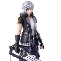 Bring Arts Kingdom Hearts III Riku