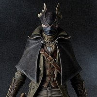 Bloodborne: The Old Hunters: Hunter 1/6 Scale Statue