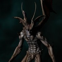 Apocalypse of Devilman Amon 1/6 Scale Figure