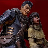 Berserk Guts & Casca Winter Journey - Limited Edition II