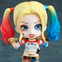 Nendoroid Suicide Squad Harley Quinn: Suicide Edition