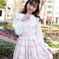 LIZ LISA Merry-Go-Round Music Box Jumper Skirt
