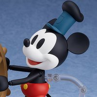 Nendoroid Steamboat Willie Mickey Mouse: 1928 Ver. (Colored)