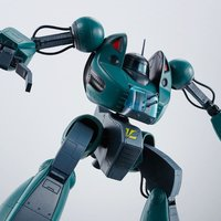 Hi Metal R Combat Mecha Xabungle: Timp's Government-Type Walker Machine