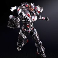 Variant Play Arts Kai DC Comics Cyborg