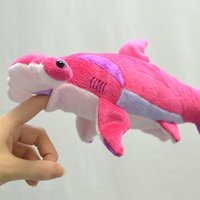 Scalloped Hammerhead Plushie