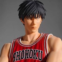 The Spirit Colletion of Inoue Takehiko Vol. 4: Slam Dunk - Kaede Rukawa