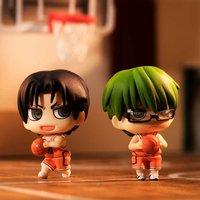 Petit Chara! Midorima & Takao (Repainted Ver.) | Kuroko's Basketball