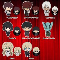 Picktam! Blood Blockade Battlefront Rubber Straps Box