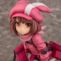 Sword Art Online Alternative: Gun Gale Online Llenn: Desert Bullet Ver. 1/7 Scale Figure