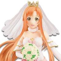 EXQ Figure Sword Art Online: Code Register Wedding Asuna