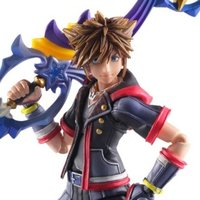 Bring Arts Kingdom Hearts III Sora
