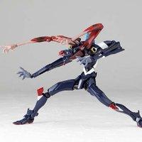 Revoltech LR-037 Evangelion Production Model (Re-Release) | Rebuild of Evangelion