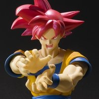 S.H.Figuarts Dragon Ball Super: Super Saiyan God Son Goku