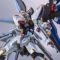 Metal Robot Spirits Gundam Seed Destiny Strike Freedom Gundam